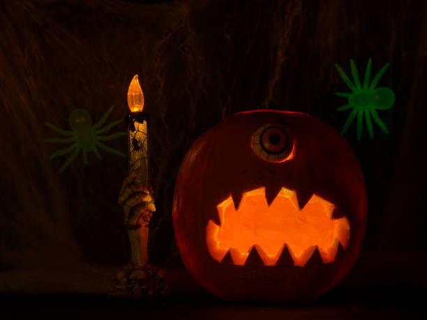 Halloween Night 07 stock photo