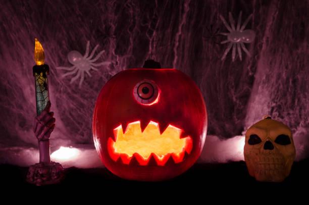 Halloween Night 08 stock photo