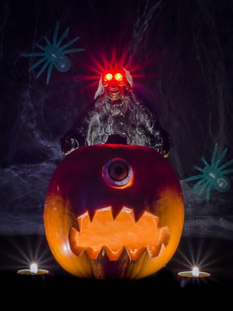 Halloween Night 10 stock photo