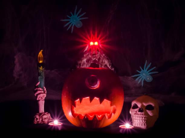Halloween Night 11 stock photo