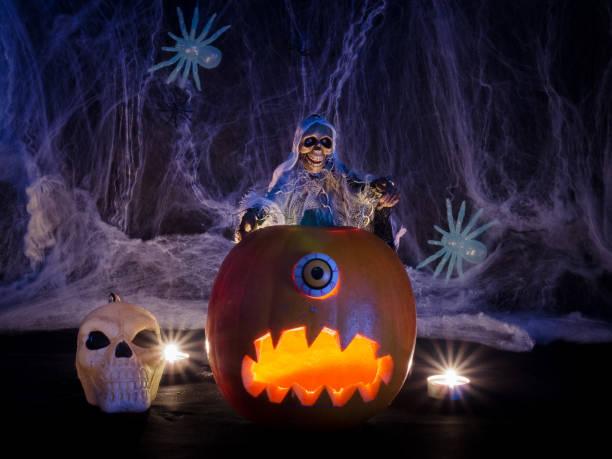 Halloween Night 12 stock photo