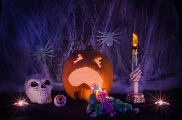 Halloween Night 16 stock photo