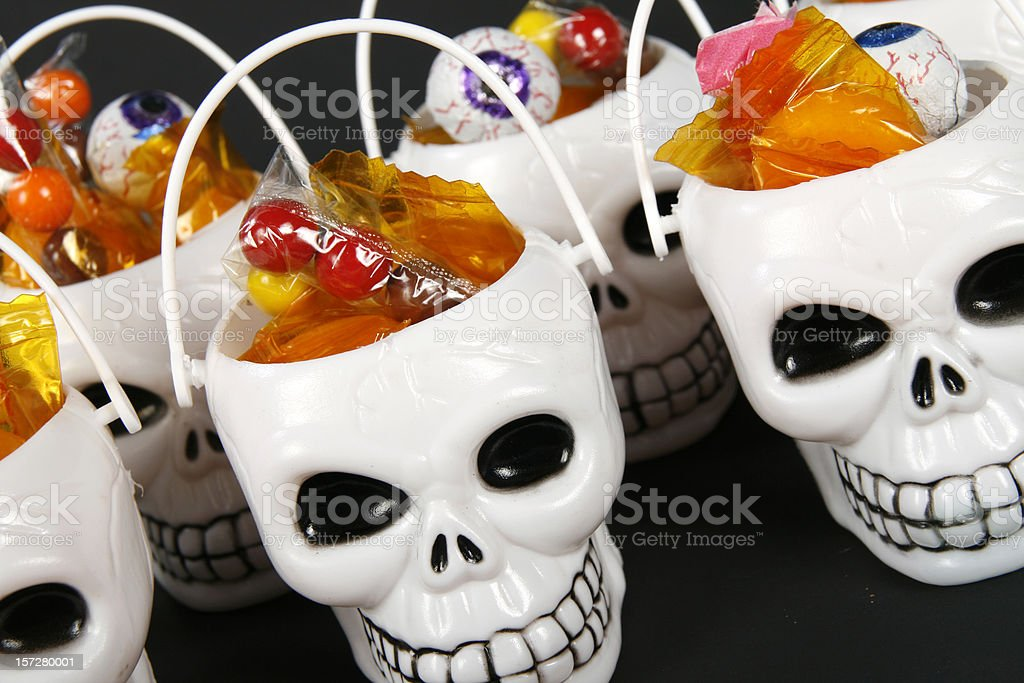 Halloween Party Series stock photo