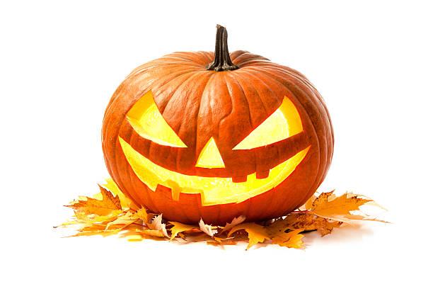 cabeça de abóbora jack lanterna de halloween - lanterna de halloween - fotografias e filmes do acervo