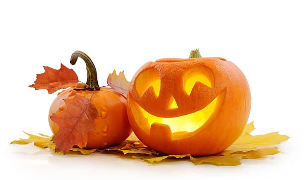 abóbora jack o'lantern halloween - lanterna de halloween - fotografias e filmes do acervo
