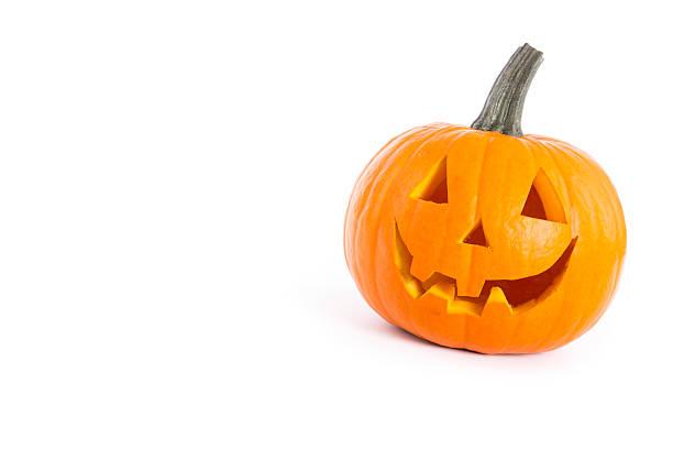 abóbora de halloween - lanterna de halloween - fotografias e filmes do acervo