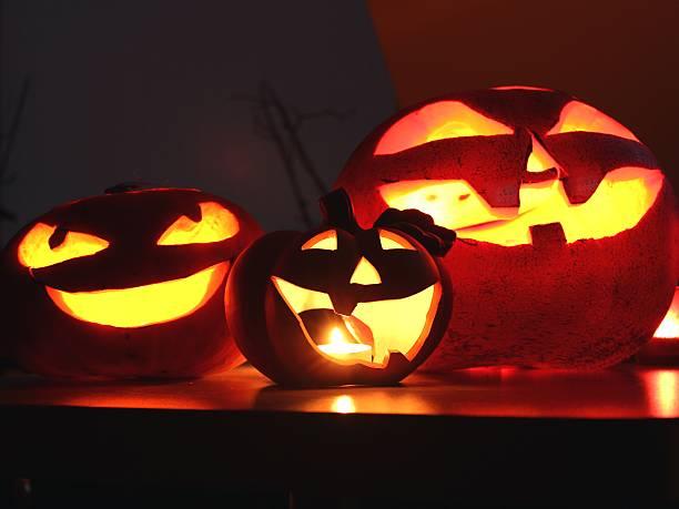 halloween Dynia, Jack o Lampion – zdjęcie