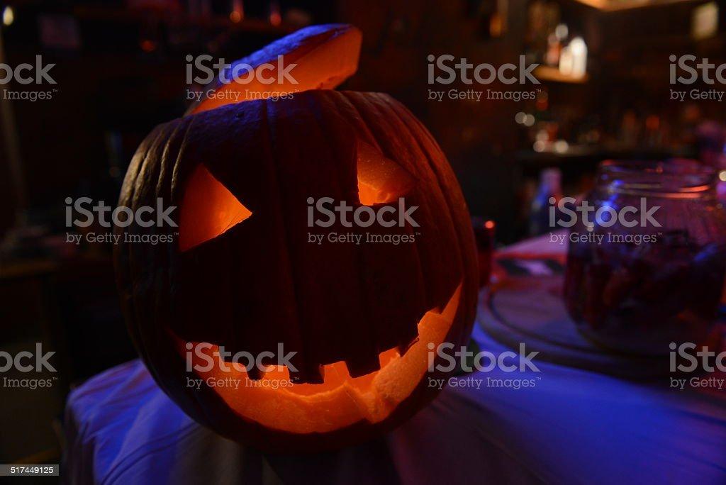 Halloween Kürbisse – Foto