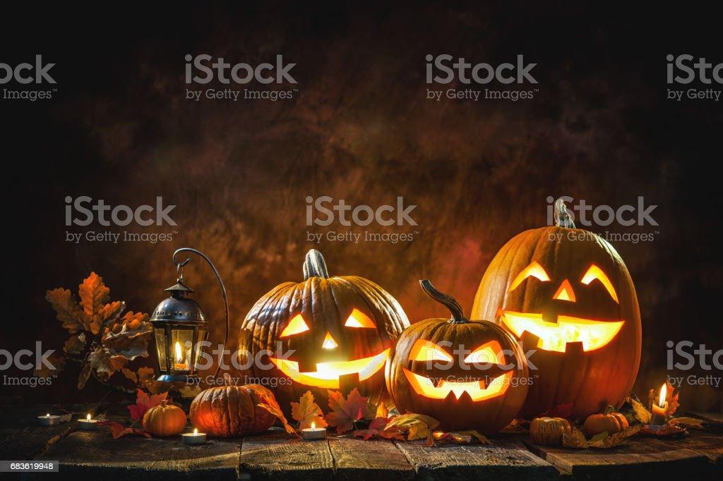 Halloween Pumpkins – Foto