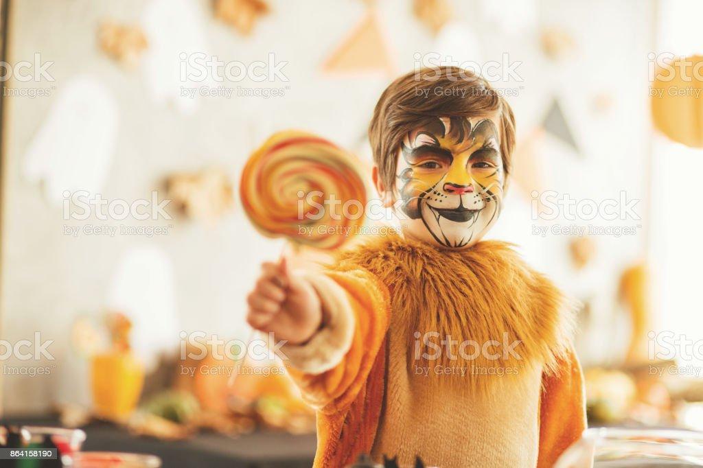 Halloween sweets royalty-free stock photo