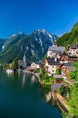 Austria, Hallstatt, Salzburg, Salzburger Land, Salzkammergut