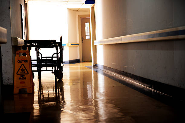 Flur im hospital – Foto