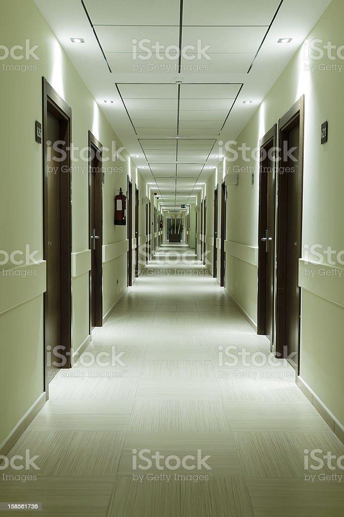 섹션 선으로나 호텔 royalty-free 스톡 사진