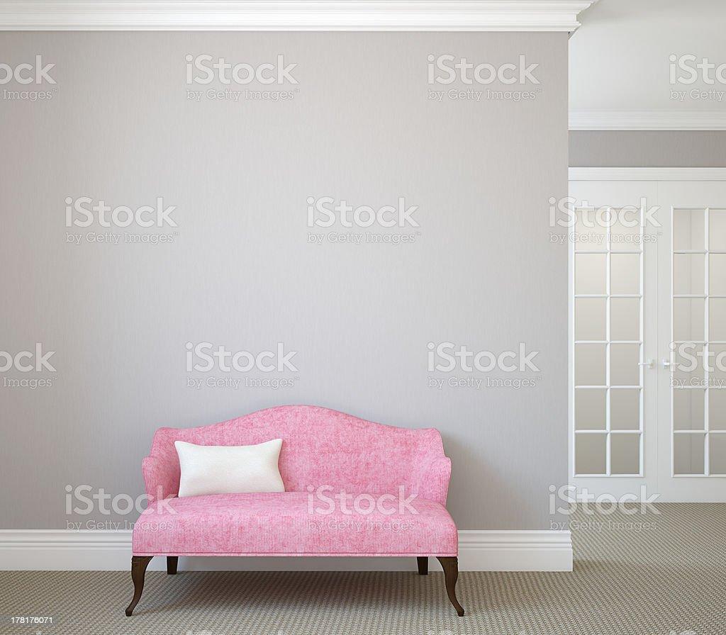 Hallway. royalty-free stock photo