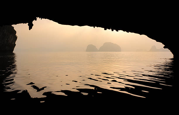 Halong Bay stock photo