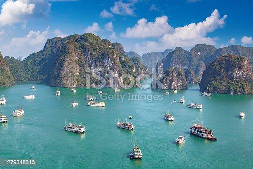 istock Halong bay, Vietnam 1279348313