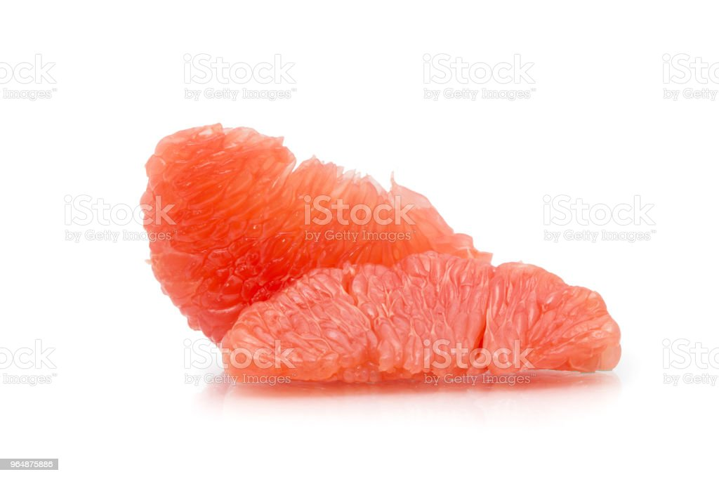 halves grapefruit royalty-free stock photo