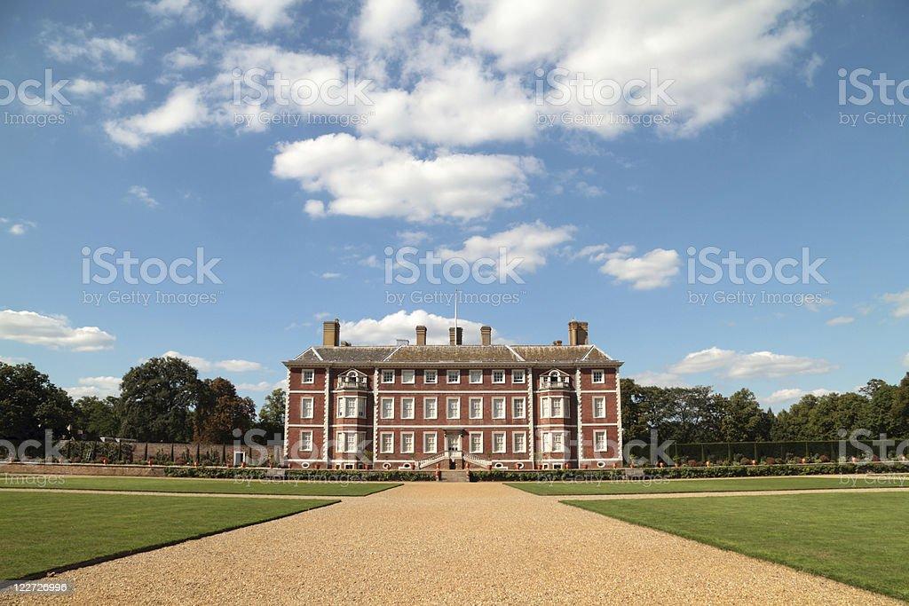 Ham House, Richmond, Surrey, England stock photo