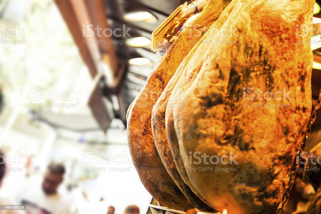 Ham on sale royalty-free stock photo