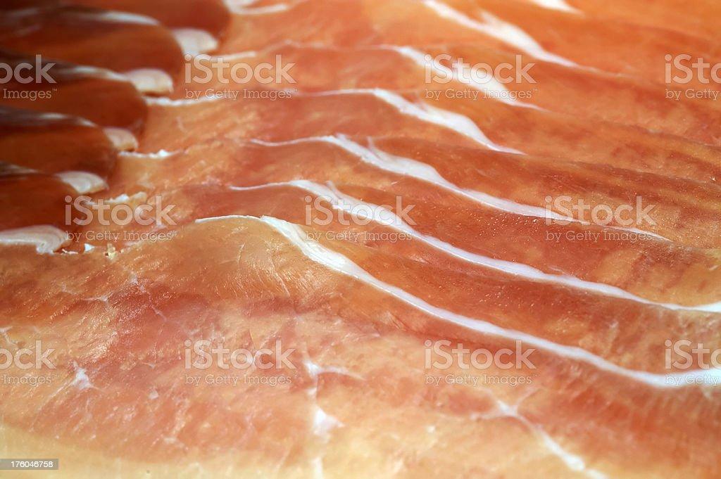Ham royalty-free stock photo