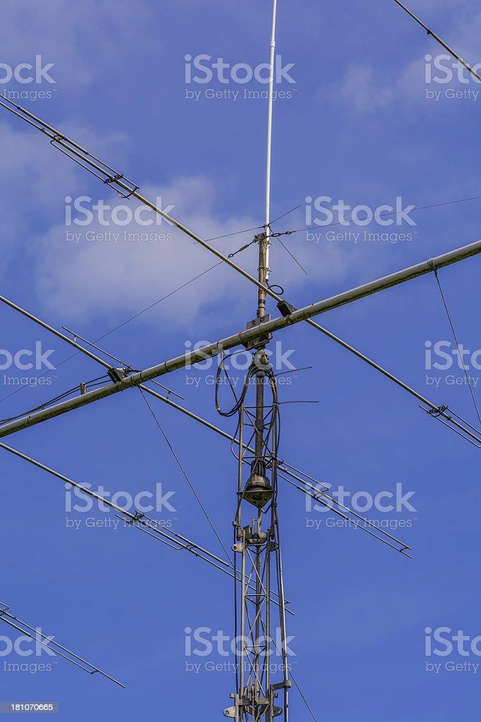 Ham Radio stock photo