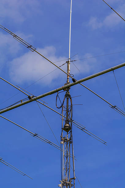 Ham Radio Tower Stock Photos, Pictures & Royalty-Free Images