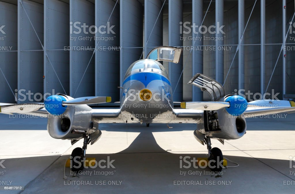 Hamburg Airport Days 2015, Germany stock photo