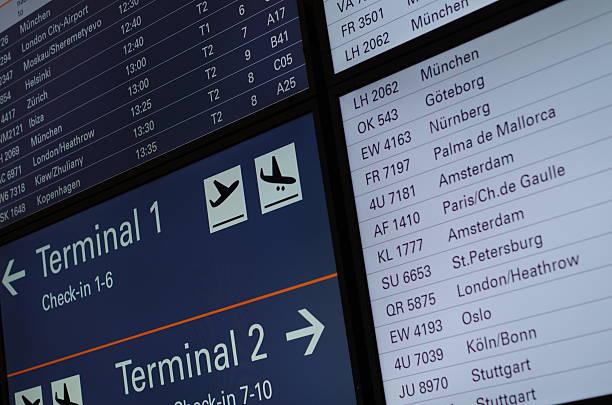 hamburg airport, germany - nrw ticket stock-fotos und bilder