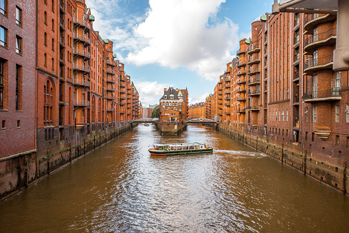 Hamburg city in Germany