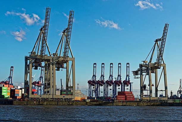 Hamburg Cranes – Foto
