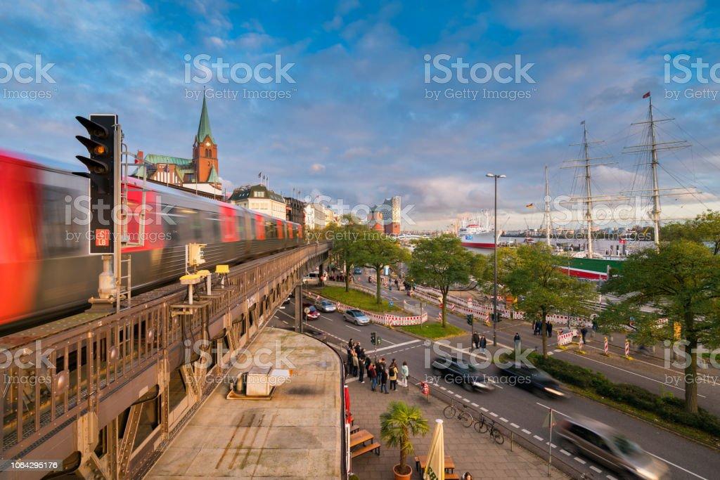 Hamburg, Deutschland – Foto