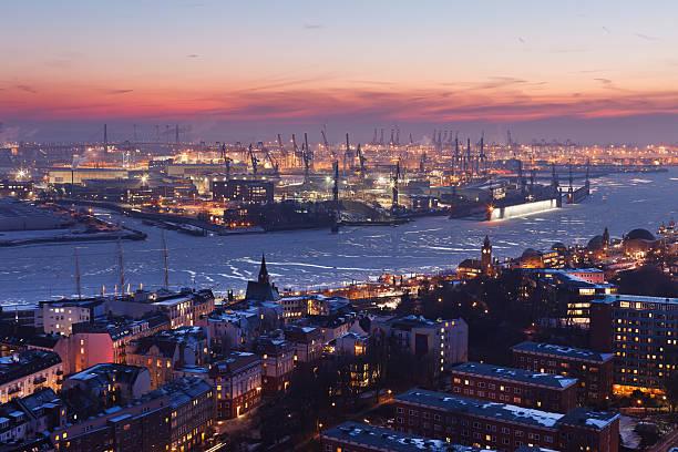 Hamburger Hafen – Foto