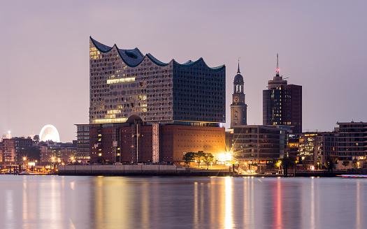 Hamburg landmarks