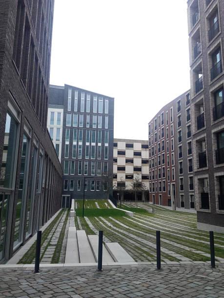 Hamburg, modern – Foto