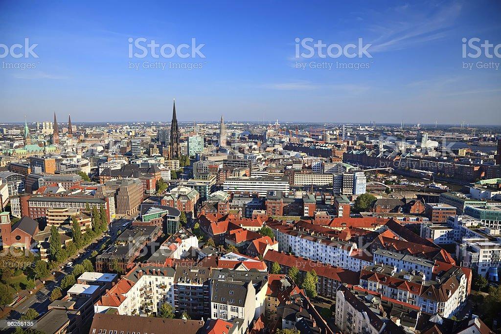De Hamburgo - Foto de stock de Ajardinado royalty-free