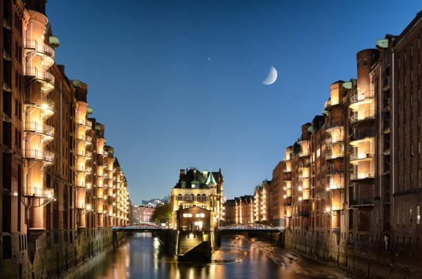 Hamburg Speicherstadt – Foto