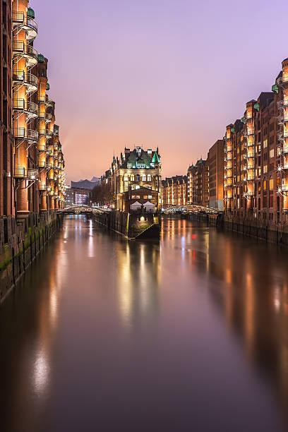 Hamburger Speicherstadt – Foto