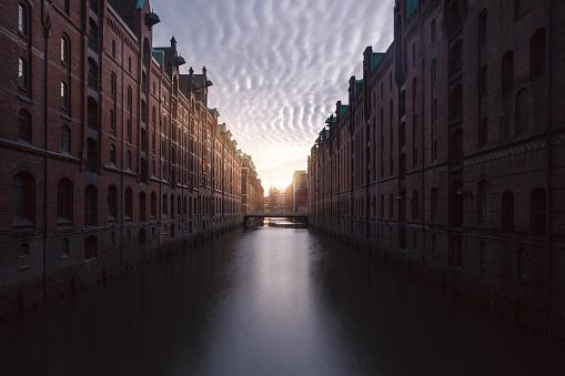 Hamburg Speicherstadt Reise