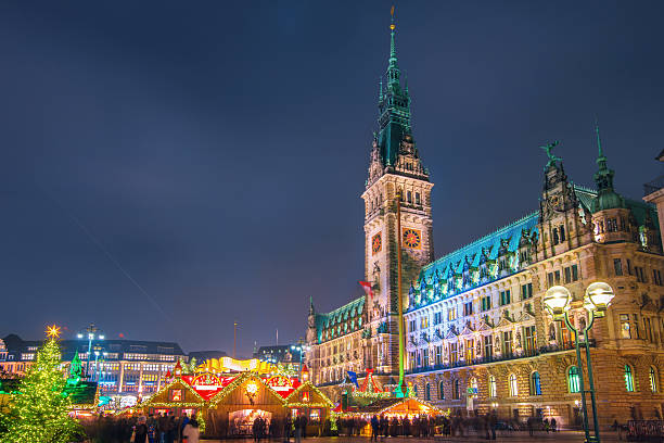 Hamburg Christmas Market 2021 197 Hamburg Christmas Market Stock Photos Pictures Royalty Free Images