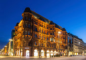 Hamburger Hof in Hamburg, Germany