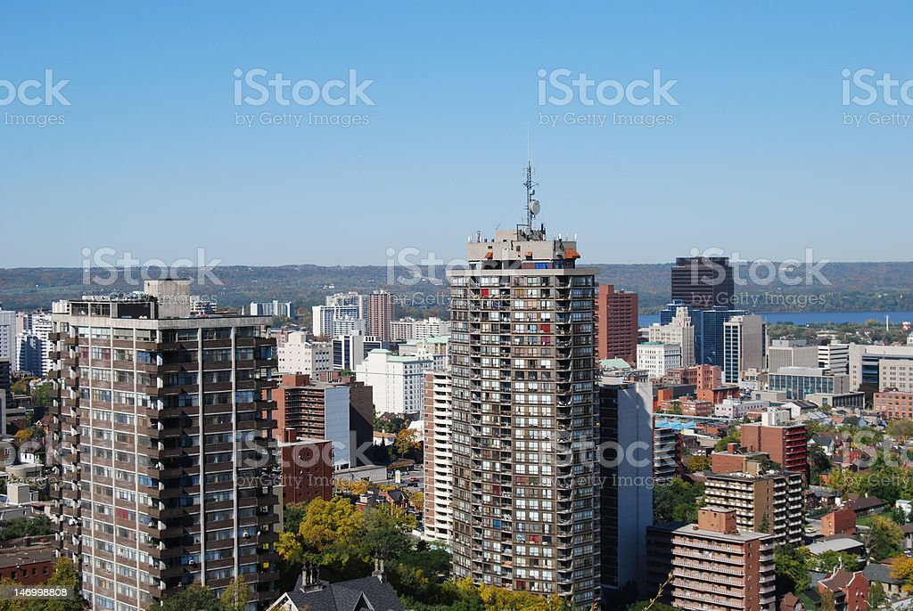 hamilton, Ontario stock photo