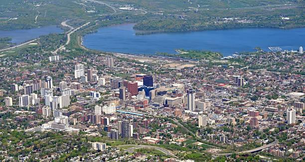 Hamilton panorama – Foto