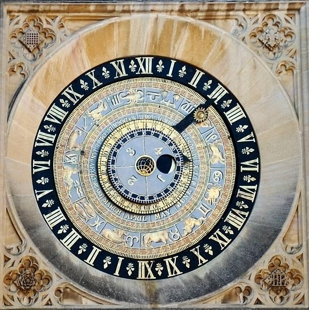 Hampton Court Clock