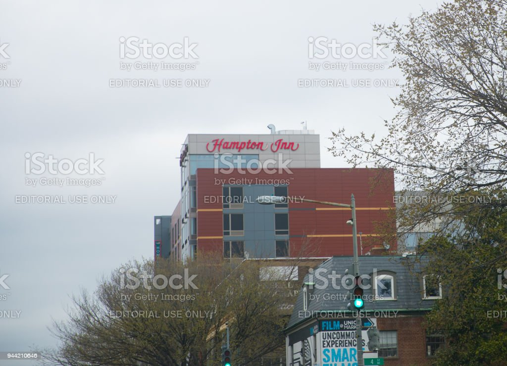 Hampton Inn - foto stock