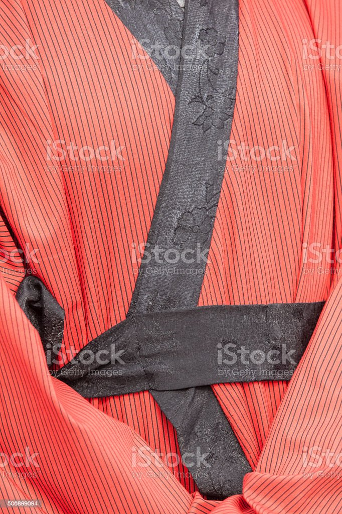 Han Chinese Clothing stock photo