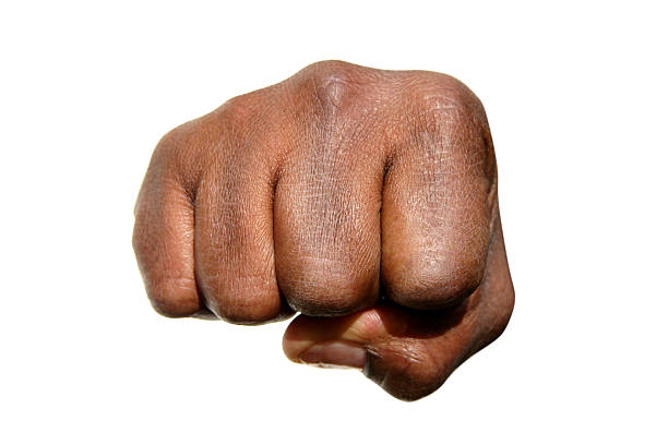 hand 11 - knuckle stock photos and pictures