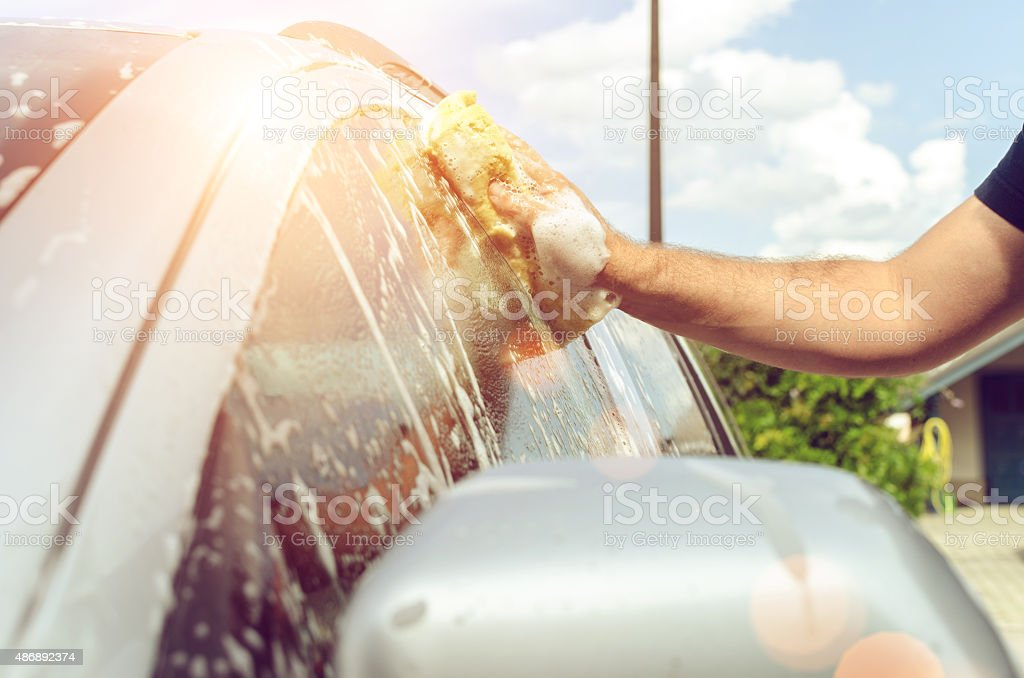 Hand-Waschung – Foto