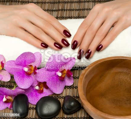 1147741037istockphoto Hand care and manicure 177708994