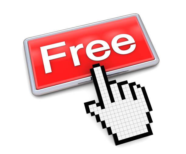 """hand-cursor auf free """" - kostenlose webseite stock-fotos und bilder"""
