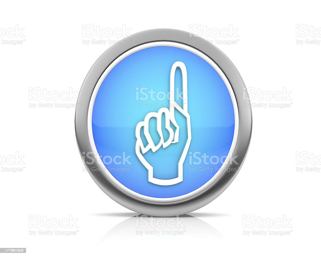 hand cursor stock photo